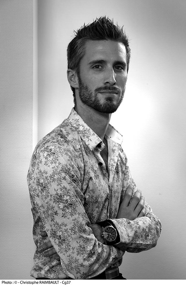 Maxime VIGNOLLES de l'ADAC. 2014.